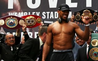 Anthony Joshua's purse for Alexander Povetkin fight is not too shabby