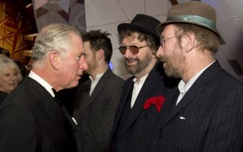 Chas Hodges from rock duo Chas & Dave has died, aged 74