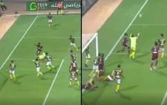 This might be the worst 30 seconds of football ever played