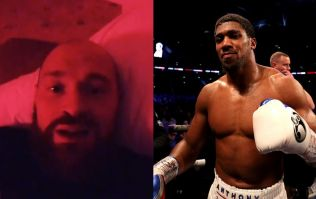Tyson Fury blocks Anthony Joshua on Twitter after calling him out in video