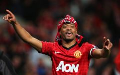 Patrice Evra fondly remembers the time he took a sh*t in Gerard Pique's shoes