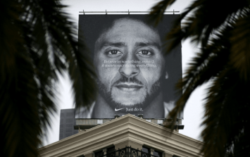 Nike's market values surges $6 billion following Kaepernick ad