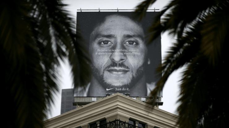 Nike's market values surges $6 billion following Kaepernick ad