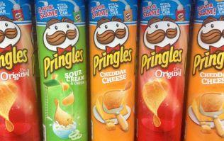 B&M are bringing back their amazing Pringles advent calendars