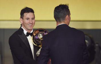 Neither Cristiano Ronaldo nor Lionel Messi will attend FIFA's The Best gala