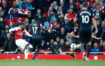 Garth Crooks thinks Lacazette spoiled his goal against Everton with 'spine-chilling' celebration