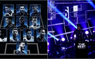 There were two glaring omissions from the FIFPro World XI