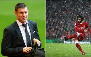 James Milner sums up popular opinion on Mohamed Salah's award-winning goal