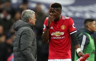 José Mourinho tells Paul Pogba he will never captain Manchester United again