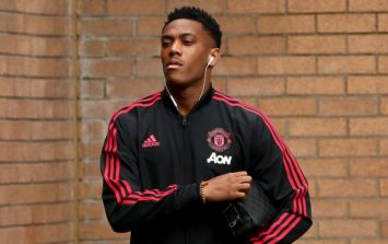 Anthony Martial shows why he should be starting with role in Juan Mata wondergoal