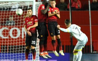 WATCH: Harry Wilson scores best free-kick at Old Trafford since Cristiano Ronaldo against Portsmouth