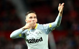 Harry Wilson gives nod to Liverpool with cheeky celebration against Manchester United