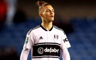 A player born in 2003 made his Fulham debut in the Carabao Cup