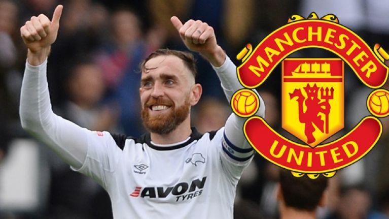 Richard Keogh gets last laugh on Pogba after Twitter exchange