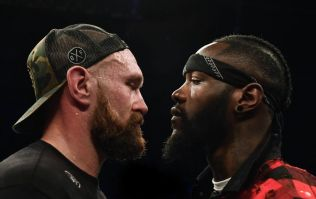 The venue for Tyson Fury's fight with Deontay Wilder appears to have been revealed