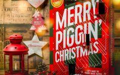 Pork crackling advent calendars are now on sale in Sainsbury's