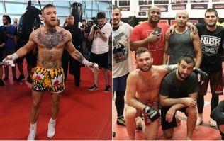 Conor McGregor's former sparring partner is now working with Khabib Nurmagomedov
