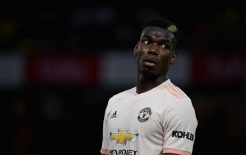 Jamie Carragher made it perfectly clear whose side he is on in the Mourinho vs Pogba battle