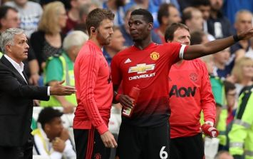 Five players are said to be on Jose Mourinho's side of rift with Paul Pogba