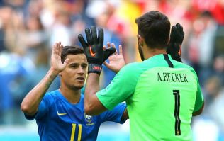 Alisson reveals how Philippe Coutinho persuaded him to make Liverpool move