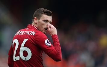 Andy Robertson opens up on his early struggles at Liverpool