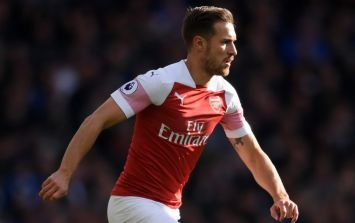 Liverpool hoping to take advantage of Aaron Ramsey contract situation with January bid