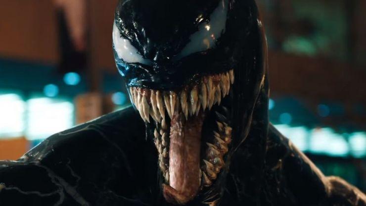 Tom Hardy says he based Venom on Conor McGregor