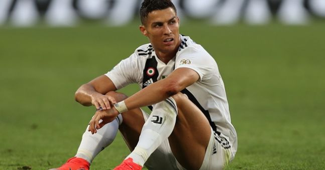 Juventus fan uses funeral notice to request goals for Cristiano Ronaldo