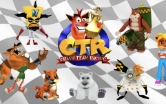 Every Crash Team Racing character ranked from least to most horny