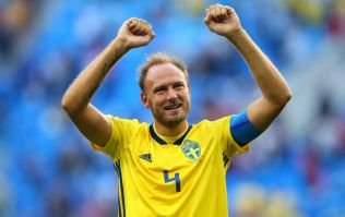Manchester United preparing January move for Swedish World Cup star Andreas Granqvist