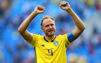 Manchester United preparing January move for Swedish World Cup star Andreas Granqvist