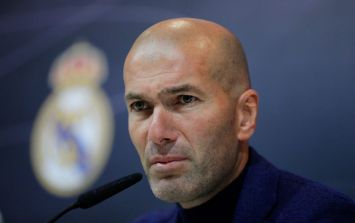 "Zinedine Zidane has ""no interest"" in Manchester United job, favours Juventus return"