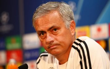 José Mourinho calls on Man United to 'never lose its dignity' in programme notes