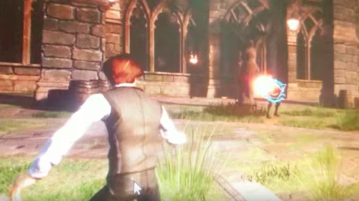 'Open-world Harry Potter RPG game footage' leaks online