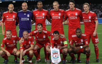 Liverpool's XI from their last match against Napoli, where are they now?