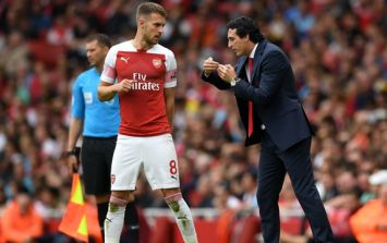 Aaron Ramsey's agency deletes tweets which all but confirm Arsenal midfielder's exit