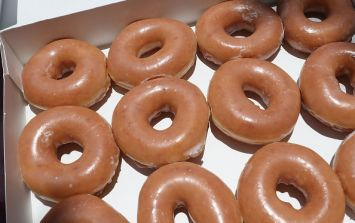 Krispy Kreme forced to close 24-hour drive-thru because people wouldn't stop honking their horns