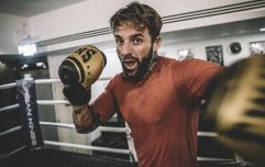 Aaron Chalmers is officially free to fight again