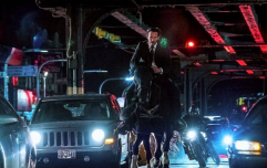 Official photo of Keanu Reeves on a horse suggests John Wick: Chapter 3 will be the most badass instalment yet