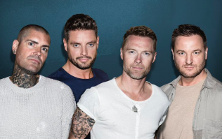 Boyzone bow out with new single co-written by Gary Barlow