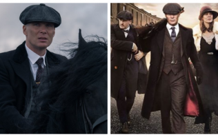 Here's your very first look at Season 5 of Peaky Blinders