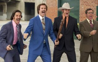 There is an amazing hidden connection to Anchorman in Christian Bale's new film
