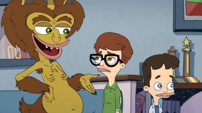 Season 2 of Netflix's hilarious cartoon Big Mouth has 100% on Rotten