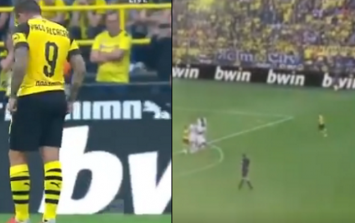 WATCH: Borussia Dortmund seal comeback win with 95th minute free-kick