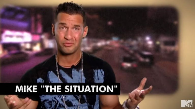 Jersey Shore's The Situation sentenced to eight months in jail