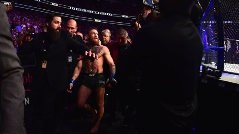 Conor McGregor has refused to press charges against his attackers at UFC 229