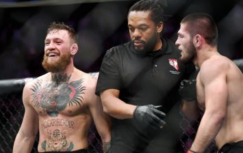 "The ""illegal"" Conor McGregor move that drove Khabib over the edge"