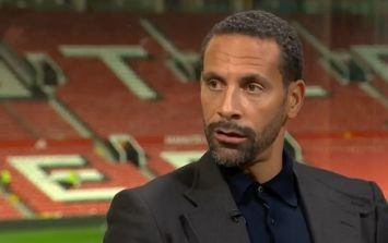 """Rio Ferdinand claims there's """"no way back"""" for Eric Bailly at Manchester United"""