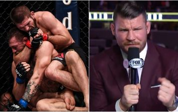 Michael Bisping explains why Conor McGregor had to tap out in UFC 229 main event