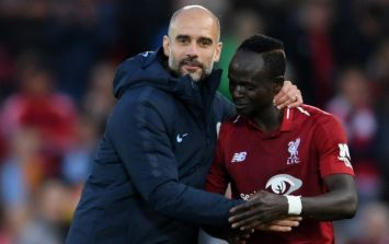 Guardiola shows Klopp's Liverpool respect at Anfield as the title tilt already gets tense